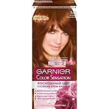 Стойкая крем-<b>краска для волос</b> Garnier «Color Sensation ...