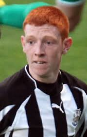 """MICHAEL RICHARDSON admits he is living """"the dream"""" of any Geordie boy in the city in challenging for a first-team place at Newcastle United. - michael-richardson-218724147"""