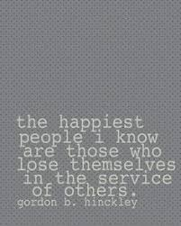 Our favorite service quotes on Pinterest | Lds Quotes, Helping ...