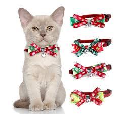 1Pcs Cute <b>Christmas Pet Supplies</b> Handmade Ribbon <b>Dog Bow</b> ...