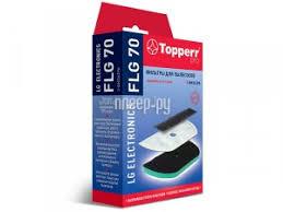 Купить <b>Набор фильтров Topperr FLG</b> 70 для LG / Electronics по ...
