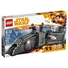 ᐅ <b>LEGO</b> Star Wars 75217 <b>Имперский транспорт</b> отзывы — 1 ...