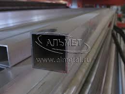 <b>Алюминиевая</b> профильная <b>труба</b> АД31
