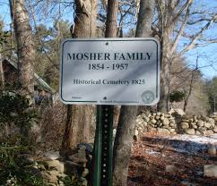 find a grave mosher family cemetery mosher family cemetery