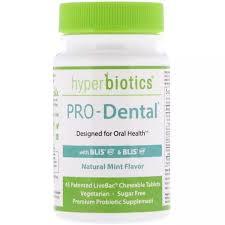 Hyperbiotics Probiotics <b>Pro</b>-<b>Dental</b>
