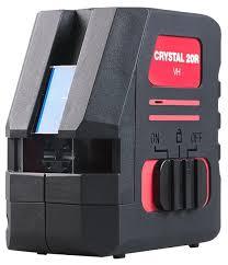 Лазерный уровень самовыравнивающийся <b>Fubag Crystal 20R</b> VH ...