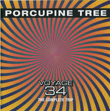 <b>Porcupine Tree</b> - <b>Voyage</b> 34: The Complete Trip (2000, Jewel Case ...