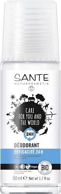 Sante <b>Натуральный дезодорант</b> шариковый 24 часа <b>50</b> мл