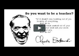 so you want to be a teacher on vimeo