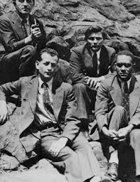 maxwell bodenheim top left and friends richard wright when maxwell bodenheim top left and friends richard wright when they were all members of the creative writers project wpa in new york in 1938