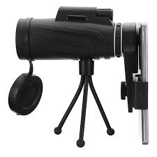 <b>40X60 HD Zoom</b> Lens Camping Travel Waterproof Monocular ...