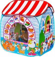 Купить <b>игровую палатку</b>-<b>домик Ching Ching</b> Сладкий остров + ...