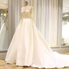 S~XL White Long Sleeve Elegant Trailing <b>Puffy Princess Wedding</b> ...