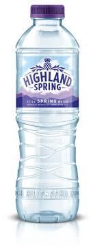 <b>Вода минеральная Highland</b> Spring негазированная, ПЭТ ...