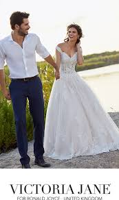 RONALD JOYCE INTERNATIONAL - Wedding dresses and bridal ...