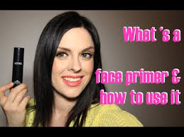 what is a face primer why use it and how to apply it makeup for beginners makeup 101