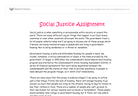 social justice essay   gcse sociology   marked by teacherscom document image preview