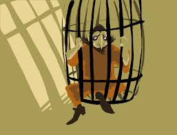 Image result for free image of a jailbird