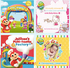 Jollibee Kiddie Party Packages