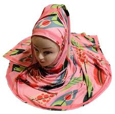 Justkartit <b>Women's</b> Multi Color Party Wear <b>Fashionable Hijab Scarf</b> ...