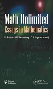 math unlimited essays in mathematics   crc press book math unlimited essays in mathematics
