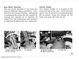 1974 1975 1976 honda xl70 owners manual repair manuals online 1974 1975 1976 honda xl70 owners manual page 2