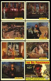 Image result for images of howard keel in the movie the big fisherman
