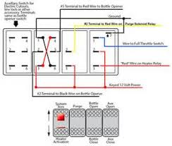 similiar switch schematic keywords rocker style switch panel wiring diagram