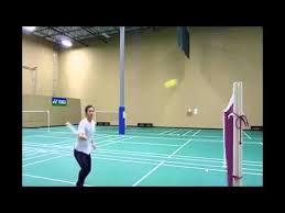 <b>Professional Badminton</b> Training Machine - YouTube