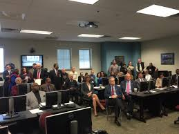 mecklenburg county senator argues redistricting makes lawmakers a big crowd turned out in charlotte and other sites around the state for a legislative hearing on new congressional district maps feb 15 2016