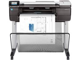 <b>HP DesignJet T830 24-in</b> Multifunction Printer Software and Driver ...