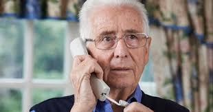 elderly scams