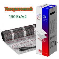 <b>Нагревательный мат ERGERT EXTRA-150</b> 1м2