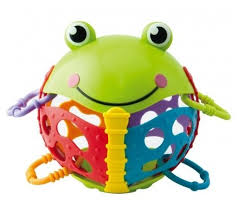 <b>Погремушка Little hero</b> Активный лягушонок купить по цене 639 с ...