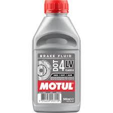 Buy Motul Brake Fluid DOT 4 LV Fully synthetic, 0.5 litres | Louis ...