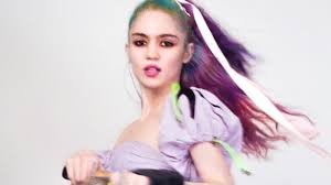 Grimes Helps Us Greet Our AI Overlords With
