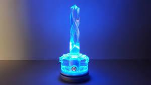 <b>Светильник</b> - сверлильник из эпоксидной смолы / Epoxy L.E.D. ...