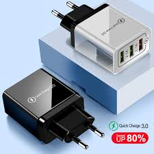 <b>OLAF</b> USB <b>Charger Quick charge</b> 3.0 for iPhone X 8 7 <b>Fast</b> Wall ...