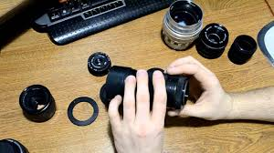 Обзор переходников на М42 для Nikon + мнение по советским ...
