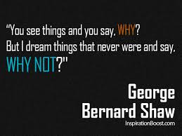 George Bernard Shaw Quotes | Inspiration Boost via Relatably.com