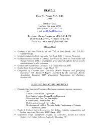 nutritionist resume laveyla com nutrition resume services