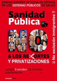 """""""¿Cómo se gesta y a quién beneficia la privatización de la sanidad?"""" - texto de Ángeles Maestro - febrero de 2013 - contiene vídeo relacionado de un debate en La Tuerka Images?q=tbn:ANd9GcRyx_tsursqjrrAP_nNfHEy0iRIsN6l2KD4wIpWw6d6E7YkXjnoVw"""