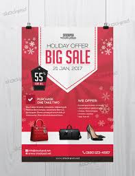 get holiday big photoshop flyer template get holiday 2017 big photoshop flyer template com
