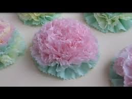 Как сделать ЦВЕТЫ ИЗ САЛФЕТОК / Beautiful Paper Flower ...