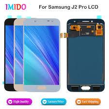 100Pcs/Lot <b>Grade AAA</b>+++ <b>LCD For</b> Samsung Galaxy J2 Pro 2018 ...