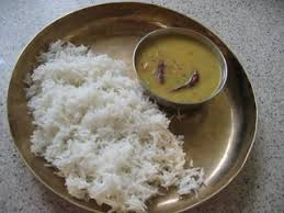 Image result for rice with dhal