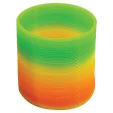 """Пружинка """"<b>Радуга</b>-<b>дуга</b>"""", классическая, диаметр 7,5 см – купить ..."""