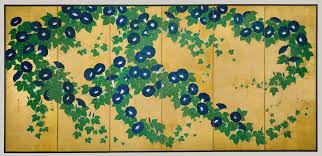 seasonal imagery in ese art essay heilbrunn timeline of morning glories