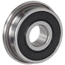 <b>F6901</b> 2RS Rubber Sealed Flanged Thin Wall Bearing 12mm X ...