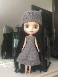 <b>Blythe dolls</b>-I owned an original brunette Kenner when I was a <b>little</b> ...